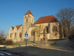 Eglise Saint-Loup - Courlon-sur-Yonne (Yonne, France)