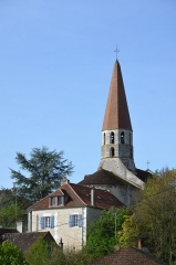 Eglise Saint-Pierre - English: Church of Escolives Ste Camille, Yonne, France