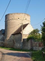Ferme du Colombier - Français:   Étigny (Yonne, France); colombier