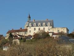 Ancien château des Comtes de Gondi - Français:   Joigny (Yonne, France)