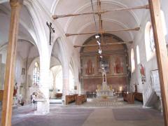 Eglise Saint-André - English:   Joigny, Yonne, Burgundy, FRANCE