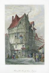 Maison dite L'Arbre de Jessé - English: House of the Tree of Jesse, Joigny