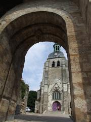 Porte Saint-Jean - English:   Joigny, Yonne, Burgundy, FRANCE