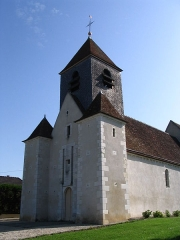 Eglise Saint-Pancrace - English: Old church in Migennes, Yonne, France.