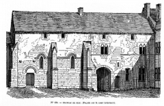 Maison-forte -  Château de Pisy, Yonne
