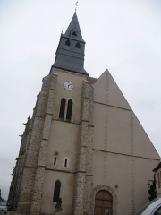 Eglise Saint-Pierre -  Collégiale de Saint Julien