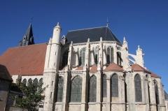 Eglise Saint-Pierre - après d'importants travaux de rénovation