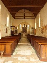 Eglise Saint-Prix - Français:   Saints-en-Puisaye (Yonne, France): Église Saint-Prix