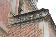 Ancien archevêché ou ancien palais archiépiscopal -  Sens, Yonne, Bourgogne, France