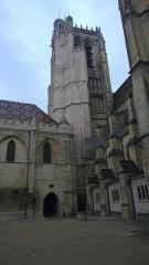 Cathédrale Saint-Etienne -  89100 Sens, France