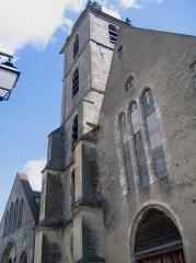 Eglise Saint-Pierre-le-Rond -  Yonne Sens Saint-Pierre-le-Rond 07062010