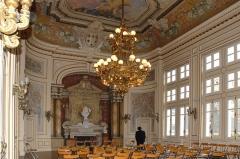 Hôtel de ville -  L'Hôtel de ville de Sens a été inauguré en 1904.