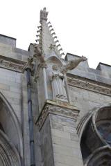 Salle synodale -  Sens, Yonne, Bourgogne, France