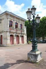 Théâtre municipal -  Sens, Yonne, Bourgogne, France