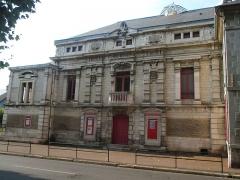 Théâtre municipal - Français:   Théâtre municipal de Sens.