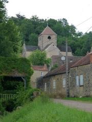 Eglise - Français:   Église Saint-Pierre de Talcy (Yonne)