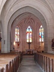 Eglise Saint-Julien - Français:   Église Saint-Julien de Thury (Yonne, France)