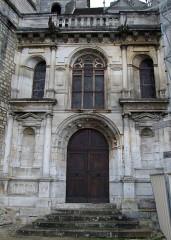 Eglise Saint-Pierre - English: Tonnerre,  Burgundy, FRANCE