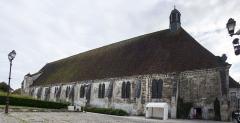 Hôpital - Nederlands: Het Hôtel-Dieu de Tonnerre (Yonne)