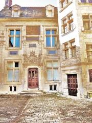 Hôtel d'Uzès - Français:   Ancien hôtel d\'Uzès. Tonnerre.