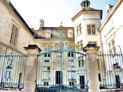 Hôtel d'Uzès - Français:   Hôtel d\'Uzès. Ville de Tonnerre.