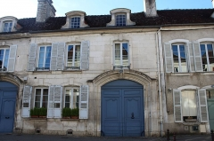 Maison - Français:   Maison, 4 rue du Pont, Tonnerre.
