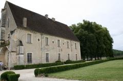 Ancienne abbaye cistercienne de Reigny, sise au hameau de Reigny -  Vermenton Abbaye de Reigny