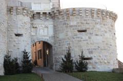 Ancienne enceinte de la ville - English: Vezelay