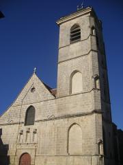Eglise Notre-Dame -  Coulanges-sur-Yonne