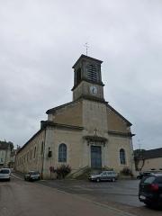 Eglise Saint-Martin - Français:   Eglise Saint-Martin à L\'Isle-sur-Serein (Yonne)
