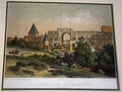Ancienne abbaye Saint-Lucien, à Notre-Dame-du-Thil -  Préfecture de Beauvais, Abbaye Saint-Quentin