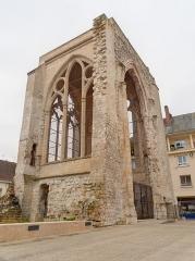 Ancienne église Saint-Barthelemy - French photographer
