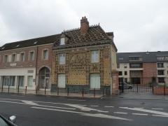 Maison Gréber - Français:   maison greber de beauvais