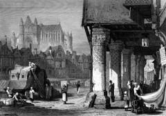 Maison dite des Trois Piliers -  Beauvais