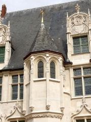 Ancien palais épiscopal, ancien palais de justice, actuellement musée départemental de l'Oise - Ancien palais épiscopal - musée départemental de l'Oise, chapelle du 2e étage.