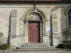 Eglise Saint-Pierre - Français:   Portail méridional.