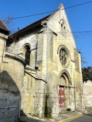 Eglise Saint-Pierre - Français:   Chapelle du prieuré Saint-Pierre, bâtie en 1859 par les Bénédictins.