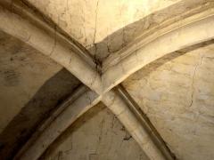 Eglise Saint-Pierre - Français:   Bas-côté nord, 5e travée, croisée d\'ogives.