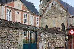 Eglise - Français:   Bresles - Eglise Saint-Gervais-Saint-Protais