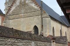 Eglise - Français:   Bresles - Eglise Saint-Gervais-Saint-Protais, vue du Sud-Ouest