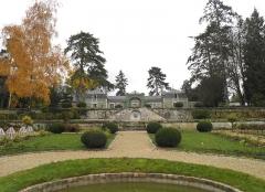 La Faisanderie - English: Former pheasant farm of the castle of Chantilly. Now Potager des princes, Chantilly, Oise, France.