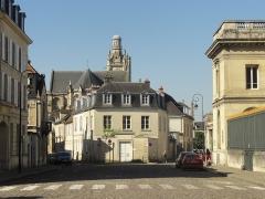 Eglise Saint-Jacques - Église Saint-Jacques de Compiègne - voir le titre du fichier.