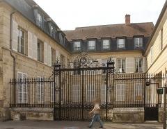 Hôtel de la Petite Rose - English: Compiègne, the Hôtel de la Petite Rose