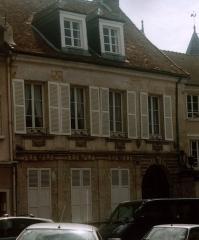 Hôtel des Rats - English:   Hôtel des Rats, Compiegne Famille Le Clerc, Famille Mottet Picardie