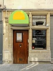 Immeubles - Français:   Maison Renaissance 2 rue des Lombards.