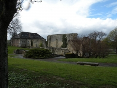 Ancienne abbaye Saint-Arnould - Français:   Abbaye Saint-Arnould, Crépy-en-Valois