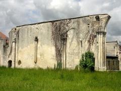 Ancienne abbaye Saint-Arnould - Français:   Prieuré Saint-Arnoul de Crépy-en-Valois - voir titre.
