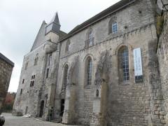 Ancien château Saint-Aubin - Français:   Château Saint-Aubin, Crépy-en-Valois
