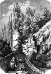 Domaine de Jean-Jacques-Rousseau - French history painter
