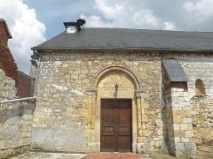 Eglise - Français:   église Saint-Laurent de Le Fay-Saint-Quentin